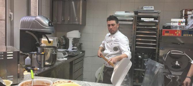 Σεμινάριο πίτσας